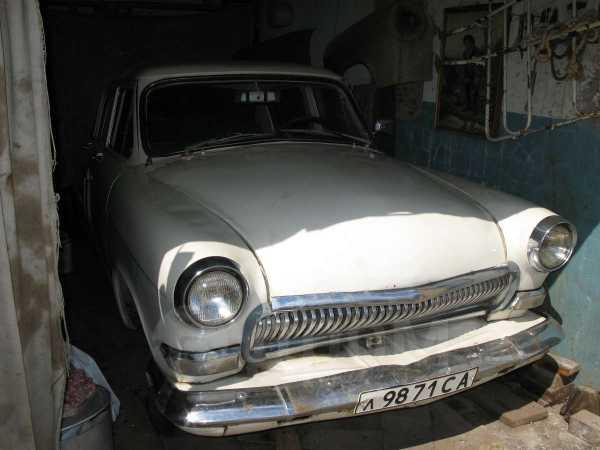 ГАЗ Волга, 1963 год, 100 000 руб.