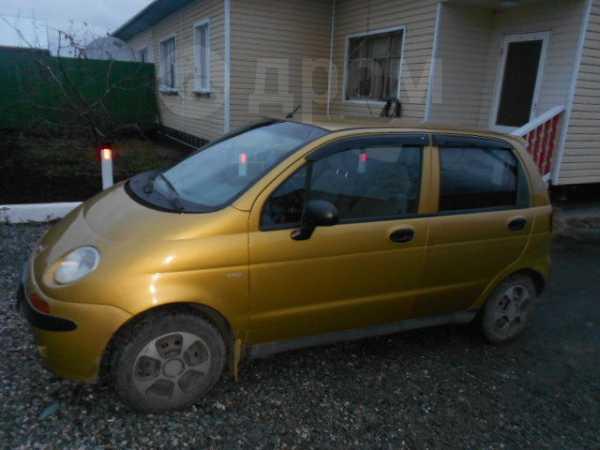 Daewoo Matiz, 1999 год, 90 000 руб.