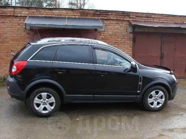Opel Antara, 2008 год, 600 000 руб.