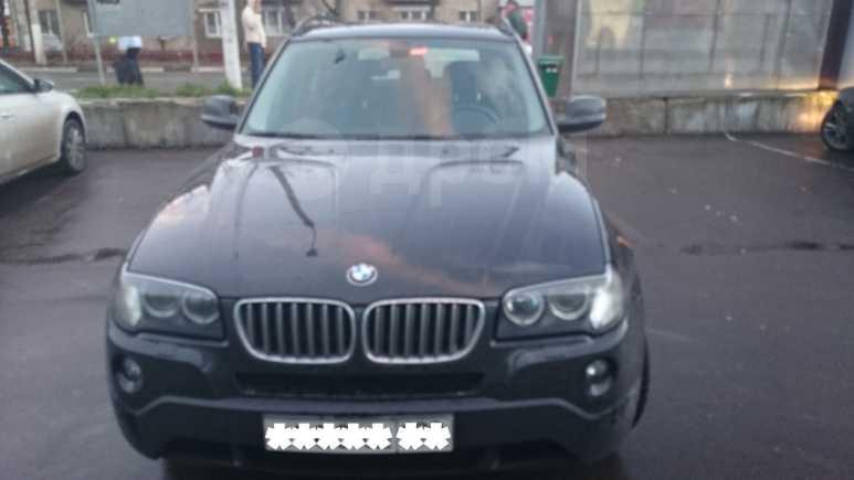 BMW X3, 2010 год, 1 070 000 руб.
