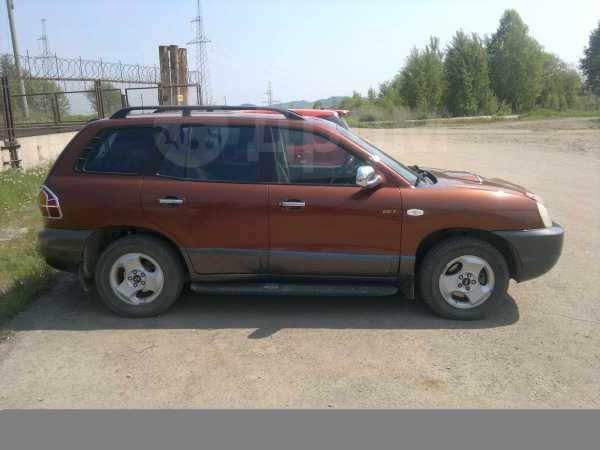 Hyundai Santa Fe, 2003 год, 315 000 руб.