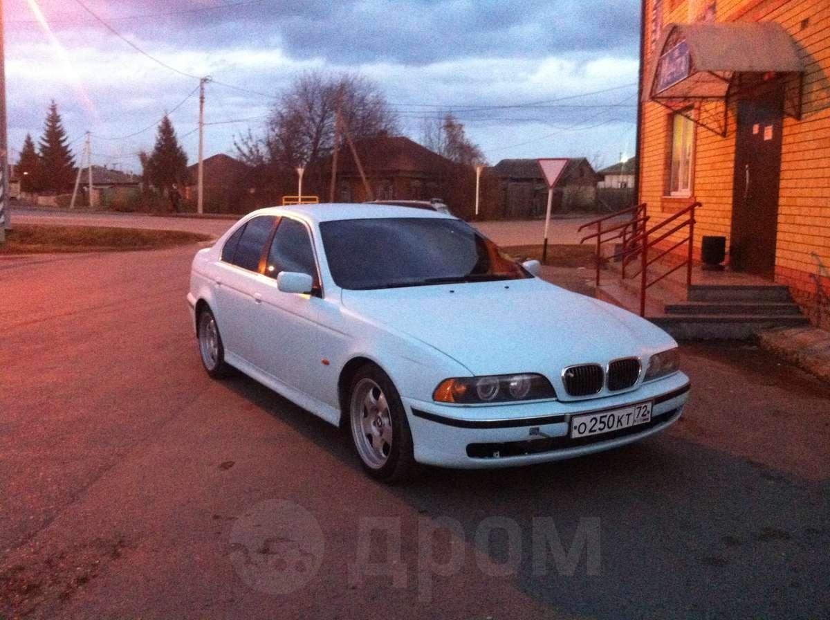 bmw m5 1998 цена