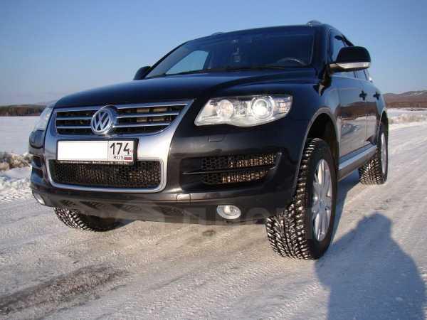 Volkswagen Touareg, 2008 год, 1 180 000 руб.