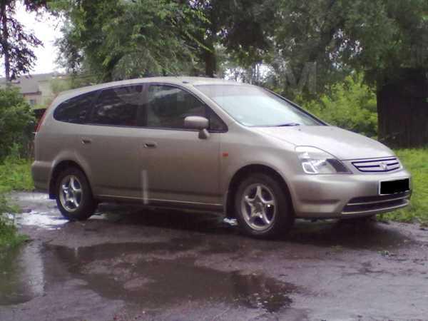 Honda Stream, 2001 год, 260 000 руб.