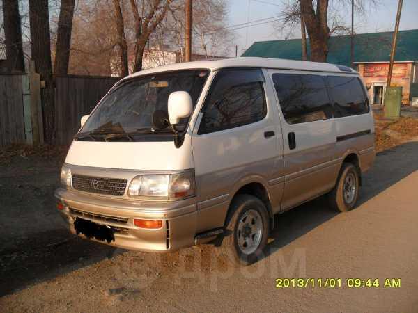 Toyota Hiace, 1996 год, 420 000 руб.