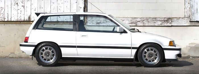 Honda Civic, 1985 год, 20 000 руб.