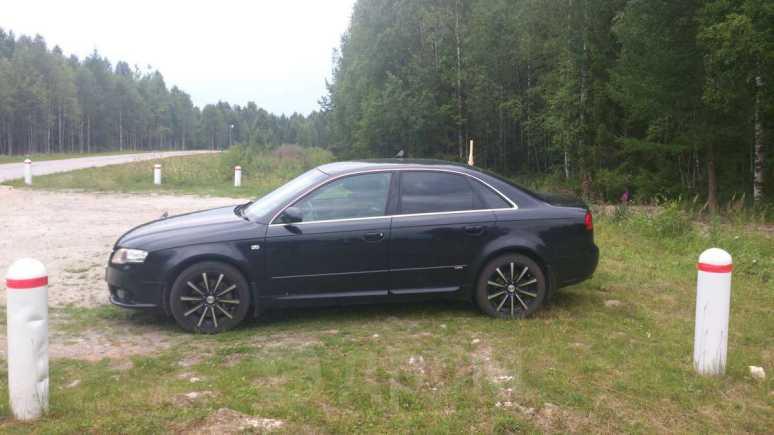 Audi A4, 2006 год, 750 000 руб.