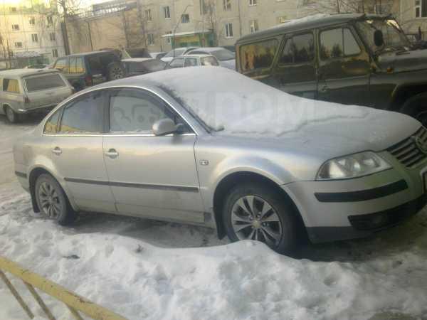 Volkswagen Passat, 2001 год, 340 000 руб.