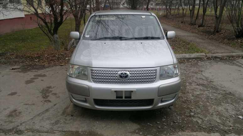 Toyota Succeed, 2003 год, 345 000 руб.