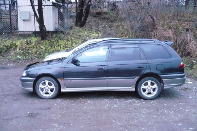 Toyota Caldina, 1999 год, 255 000 руб.