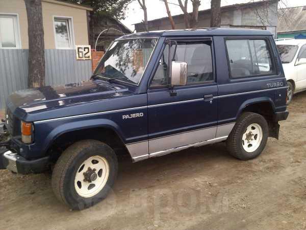 Mitsubishi Pajero, 1990 год, 260 000 руб.