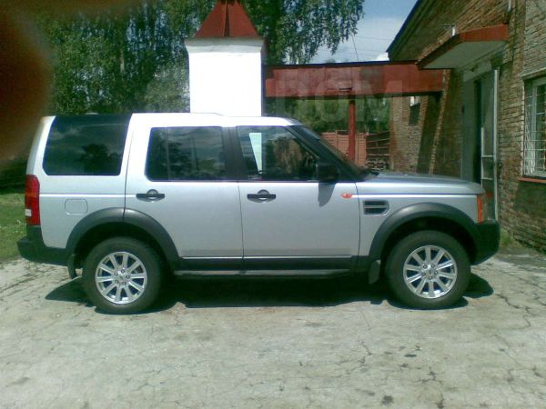 Land Rover Discovery, 2007 год, 1 100 000 руб.