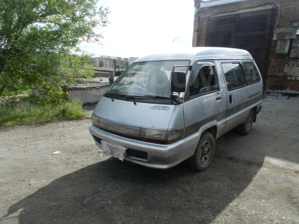 Toyota Town Ace, 1991 год, 129 000 руб.