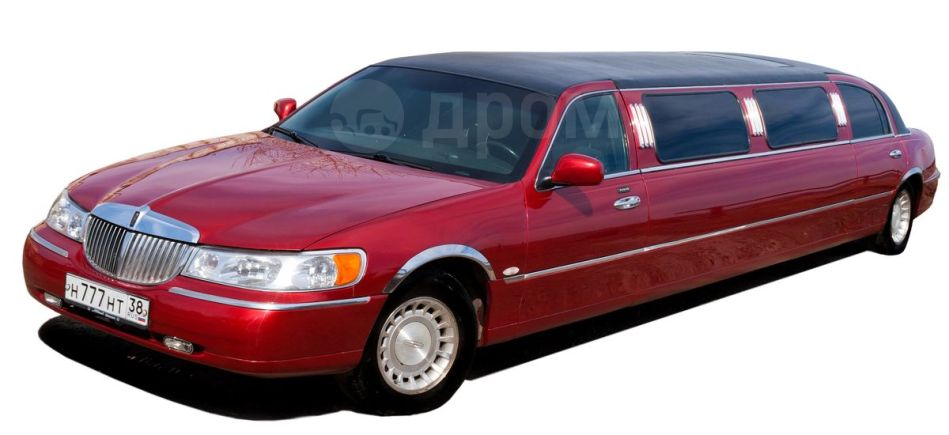 Lincoln Town Car, 2001 год, 570 000 руб.
