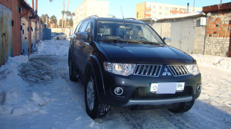 Mitsubishi Pajero Sport, 2008 год, 1 100 000 руб.