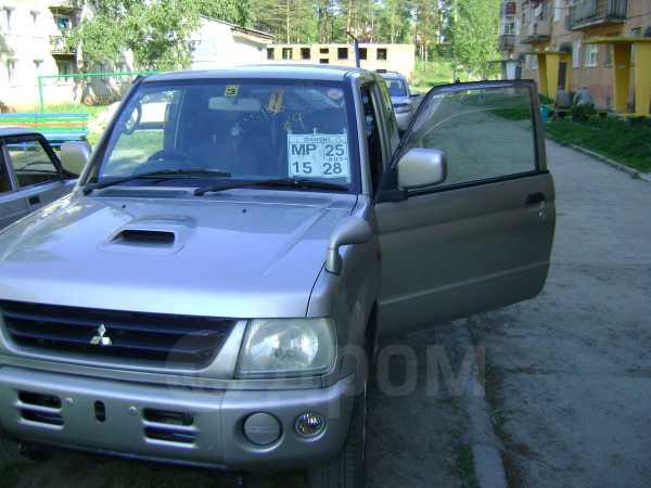 Mitsubishi Pajero Mini, 2003 год, 235 000 руб.
