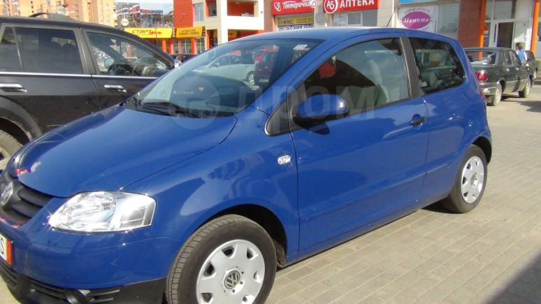 Volkswagen Fox, 2009 год, 300 000 руб.
