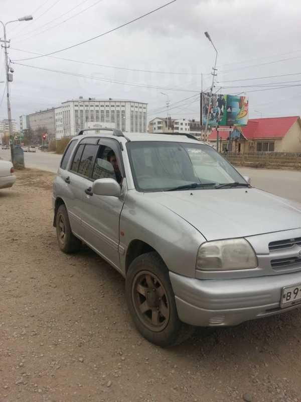 Suzuki Escudo, 1998 год, 320 000 руб.