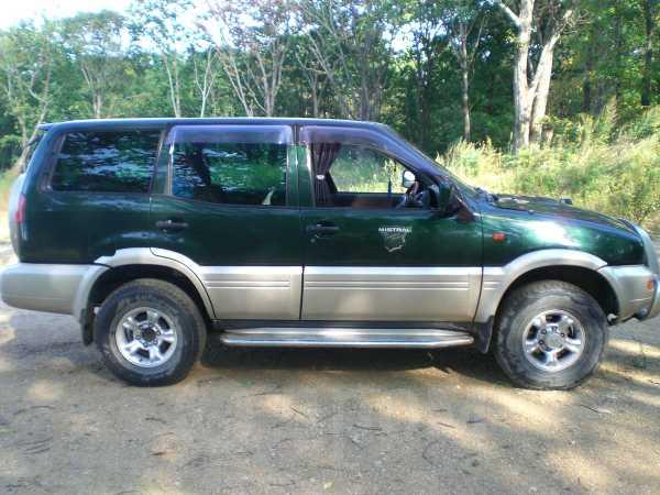 Nissan Mistral, 1997 год, 375 000 руб.