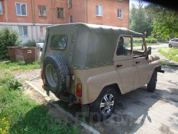 УАЗ 3151, 1997 год, 140 000 руб.