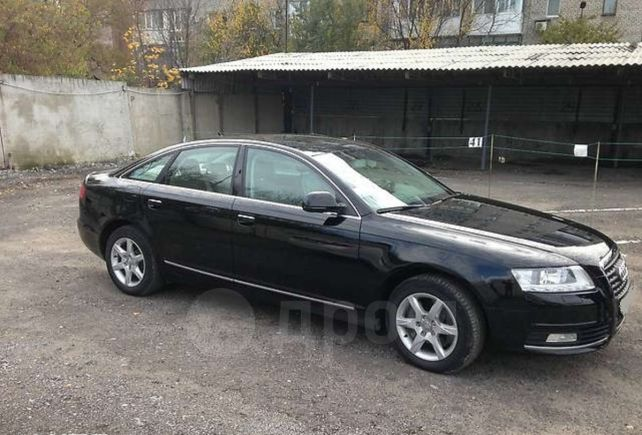 Audi A6, 2009 год, 530 000 руб.
