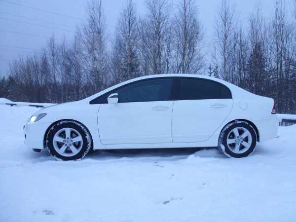 Honda Civic, 2009 год, 530 000 руб.