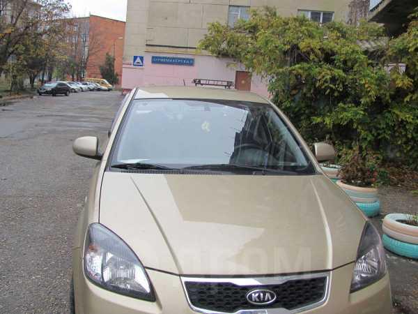Kia Rio, 2011 год, 399 000 руб.