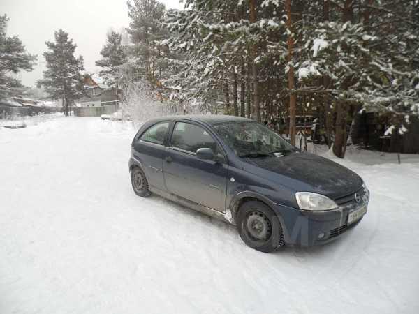 Opel Corsa, 2001 год, 205 000 руб.