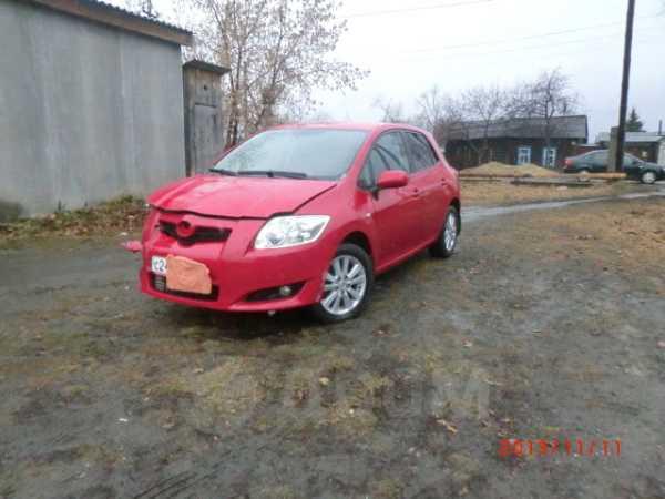Toyota Auris, 2008 год, 239 000 руб.