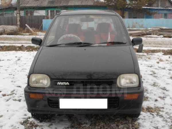 Daihatsu Mira, 1991 год, 65 000 руб.