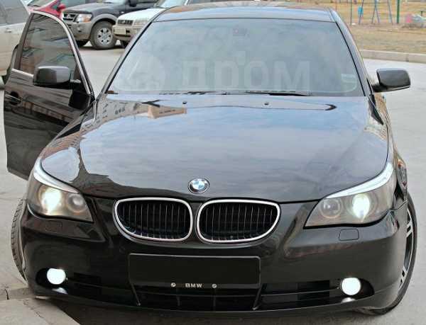 BMW 5-Series, 2005 год, 690 000 руб.