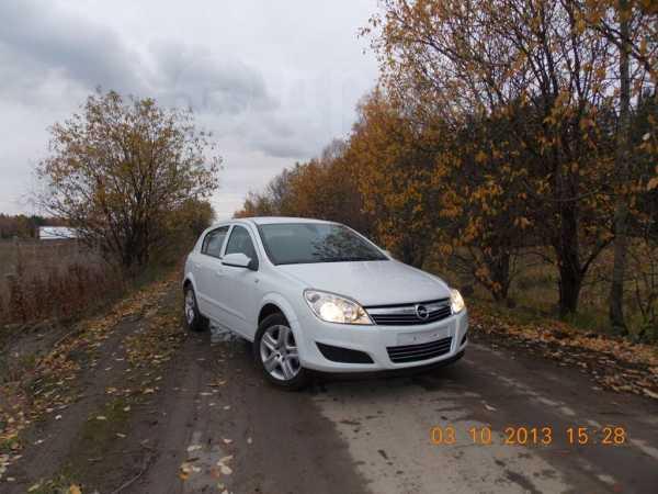 Opel Astra, 2009 год, 465 000 руб.