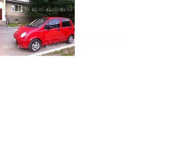 Daewoo Matiz, 2008 год, 198 000 руб.