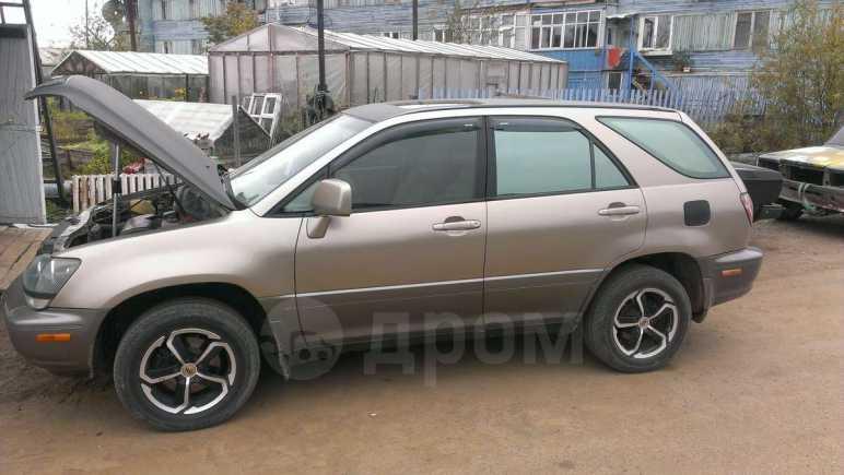 Lexus RX300, 1999 год, 630 000 руб.