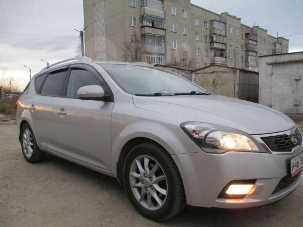 Kia cee'd, 2010 год, 565 000 руб.