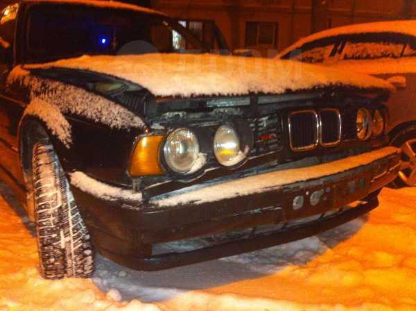 BMW 5-Series, 1992 год, 150 000 руб.