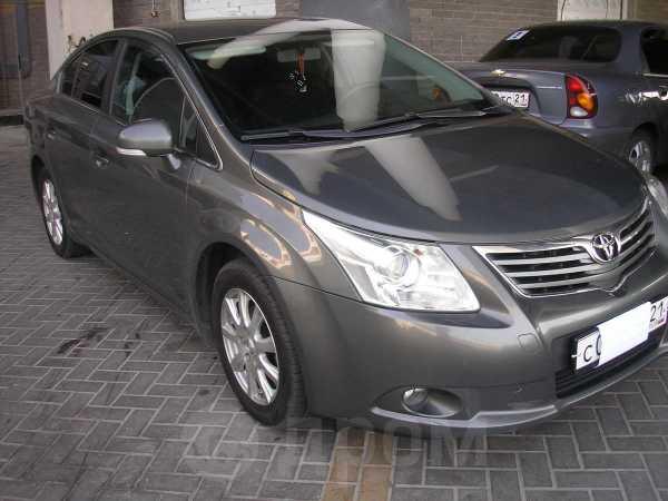 Toyota Avensis, 2009 год, 680 000 руб.