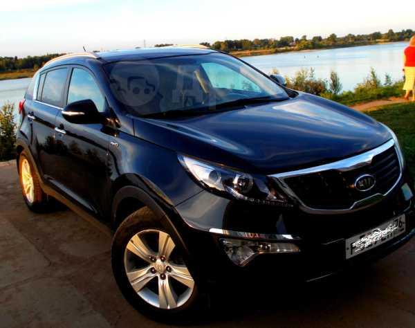 Kia Sportage, 2011 год, 860 000 руб.