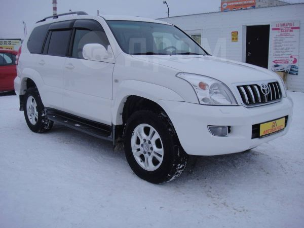 Toyota Land Cruiser Prado, 2007 год, 1 100 000 руб.