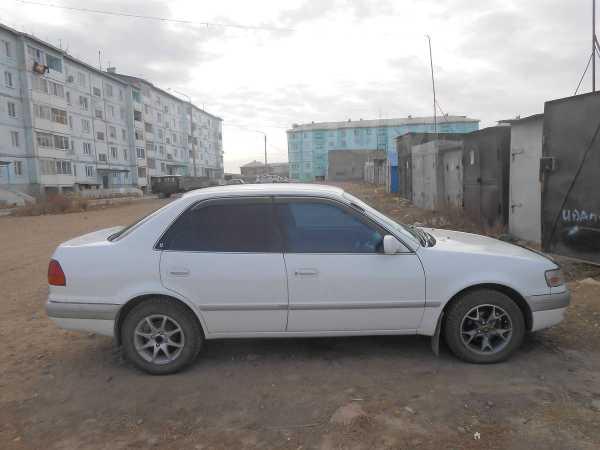 Toyota Corolla, 1996 год, 190 000 руб.
