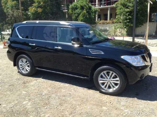 Nissan Patrol, 2011 год, 2 650 000 руб.