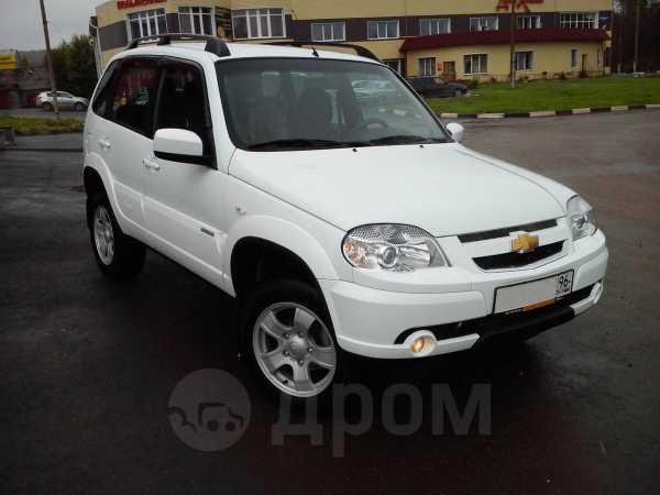Chevrolet Niva, 2012 год, 445 000 руб.