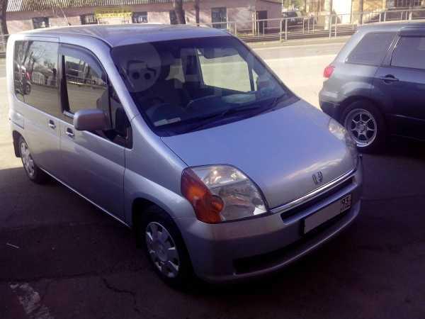 Honda Mobilio, 2003 год, 300 000 руб.