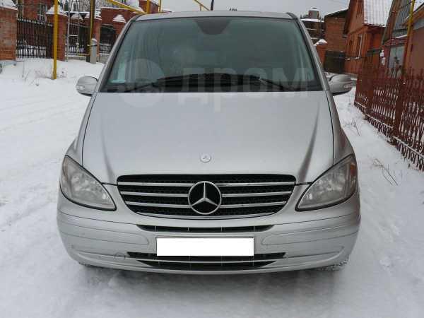 Mercedes-Benz Viano, 2005 год, 797 000 руб.
