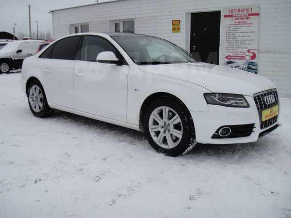 Audi A4, 2010 год, 849 000 руб.