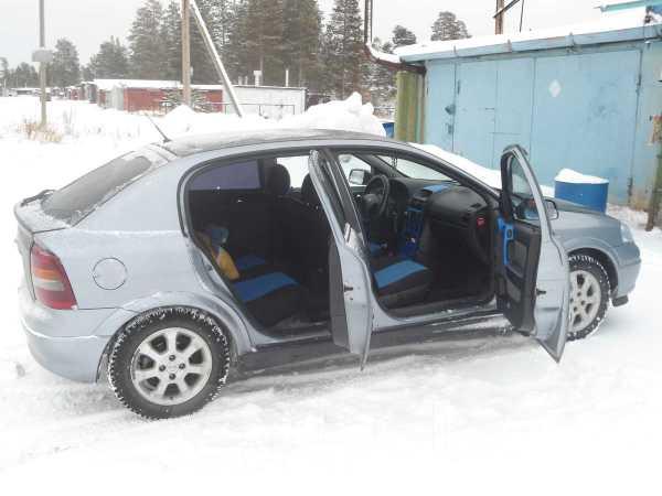 Opel Astra, 2003 год, 290 000 руб.