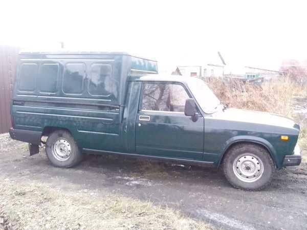 ИЖ 2717, 2007 год, 125 000 руб.