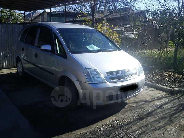 Opel Meriva, 2003 год, 320 000 руб.