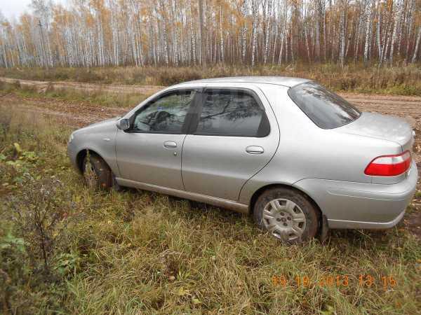 Fiat Albea, 2008 год, 270 000 руб.