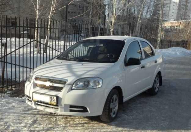Chevrolet Aveo, 2011 год, 370 000 руб.
